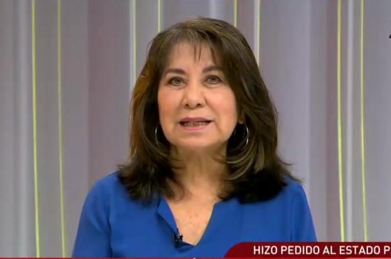 Senadora boliviana solicitó sanciones para Martha Chávez