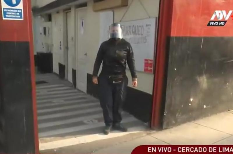 Cercado de Lima: Mujer es agredida por una clienta en galería