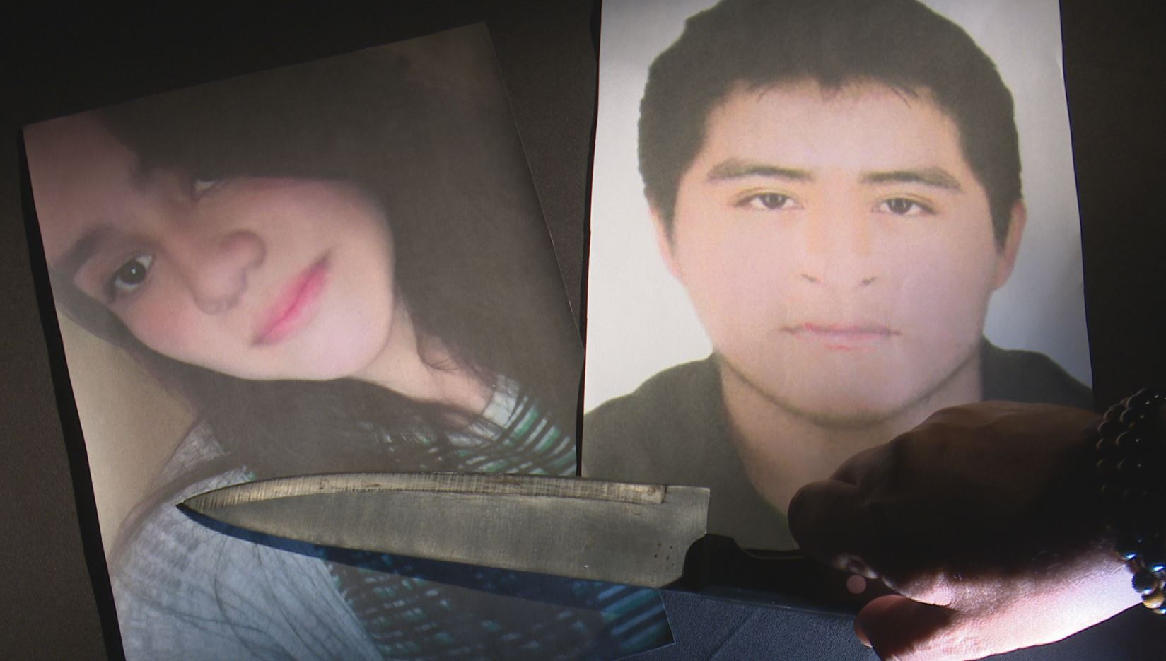 Asesinó a la madre de sus dos hijos: La coartada del feminicida de San Juan de Miraflores