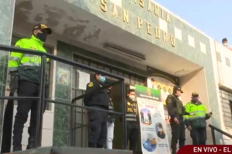 El Agustino: Policía recupera a bebé secuestrado