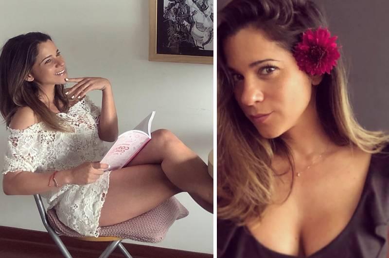 Vanessa Terkes se luce sin prenda íntima y deja poco para la imaginación