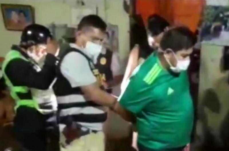 """Iquitos: Policías integraban banda """"Los Magos del Oriente"""""""