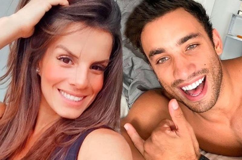 Alejandra Baigorria cumple años ¡Y Said Palao la sorprende con romántico regalo!