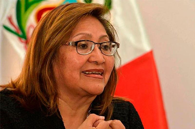 Exministra Choquehuanca se pronuncia por acusaciones de Shirley Arica contra Jean Deza