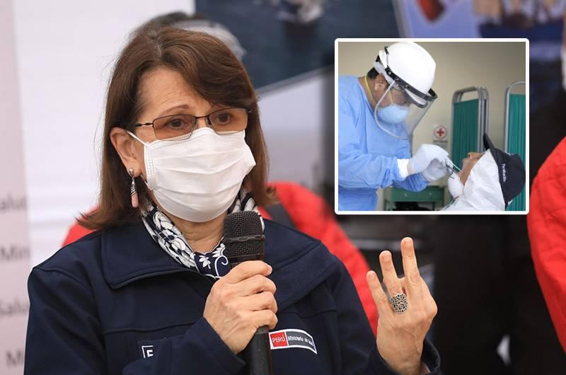 "Pilar Mazzetti: ""Se ha apoyado a 8 investigadores que han hecho pruebas moleculares"""