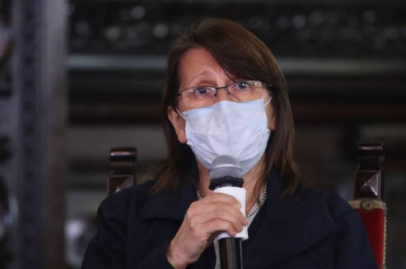 "Pilar Mazzetti aclara: ""En ningún momento dije que los asintomáticos no contagian"""