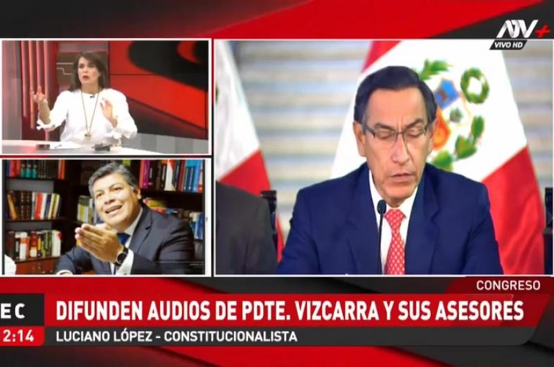 Las consecuencias políticas de la filtración de audios de Vizcarra y sus asesores