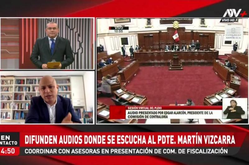 El futuro político del país tras la difusión de audios de Vizcarra y sus asesores