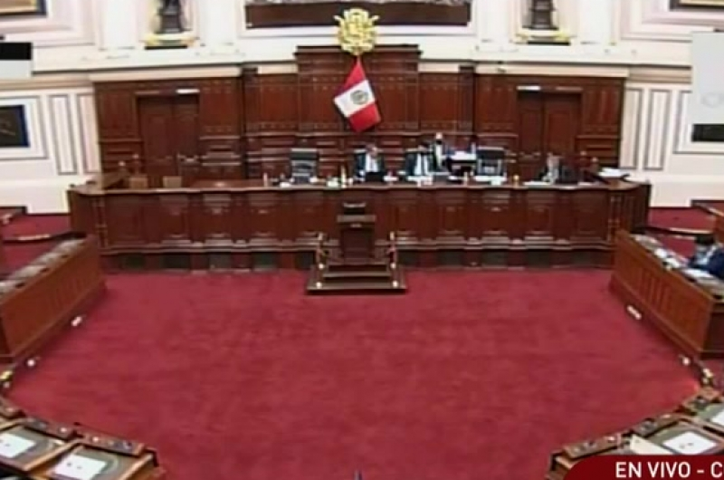 Congreso de la República: Aprueban impedimento de postulación de sentenciados