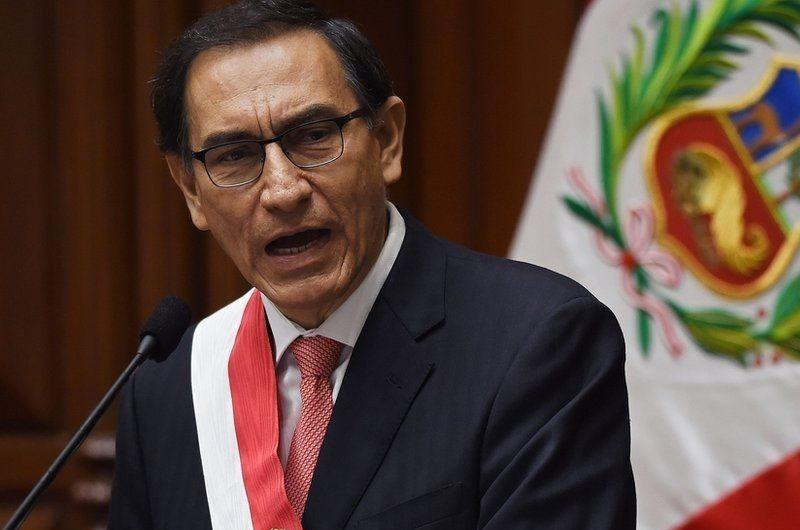"""Martín Vizcarra: """"Tengo que cumplir el mandato de 5 años"""""""