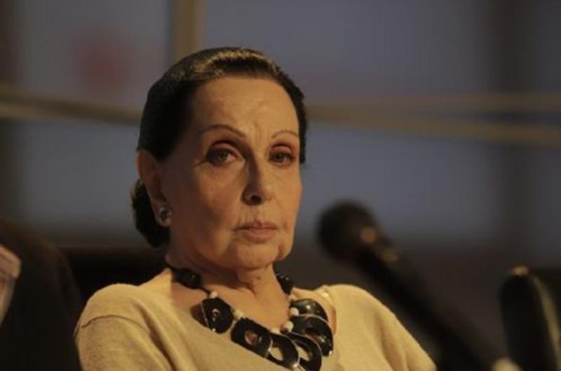 Alicia Maguiña falleció a los 81 años