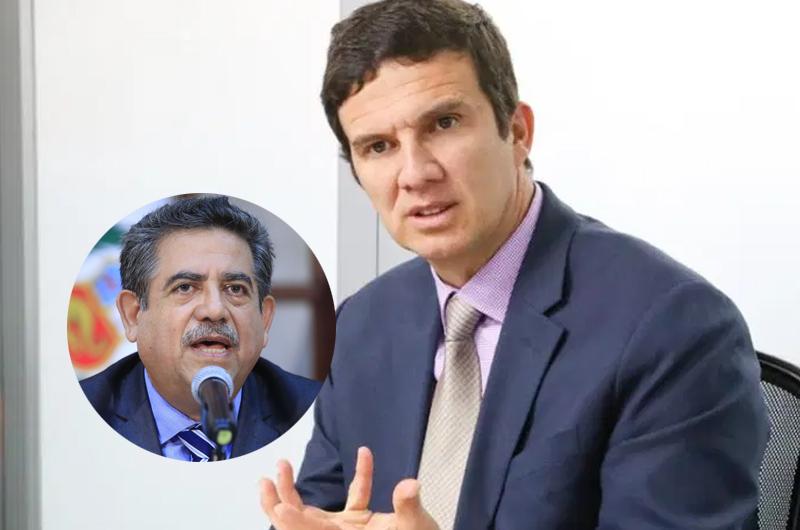 Ministro de Energía confirma que le ofrecieron un puesto en eventual gobierno de Manuel Merino
