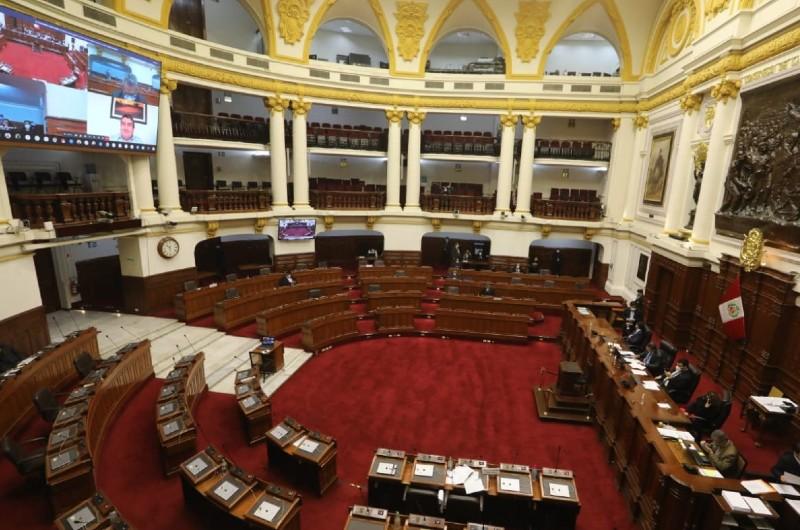 Congreso: Continúa debate por moción de censura contra Ministra Alva
