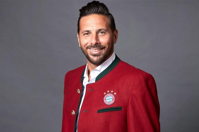 Claudio Pizarro es el nuevo embajador del Bayern Munich