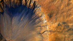 Hay agua en Marte