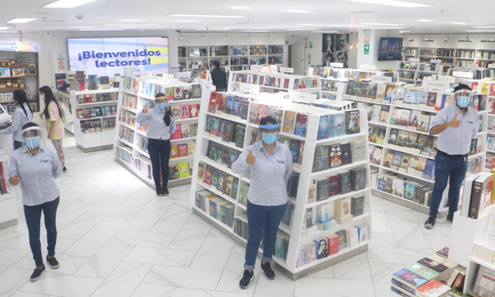 Librerías Crisol