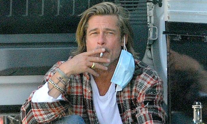 Brad Pitt gesto solidario