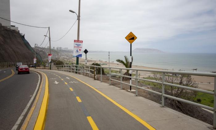 Ciclovías Lima