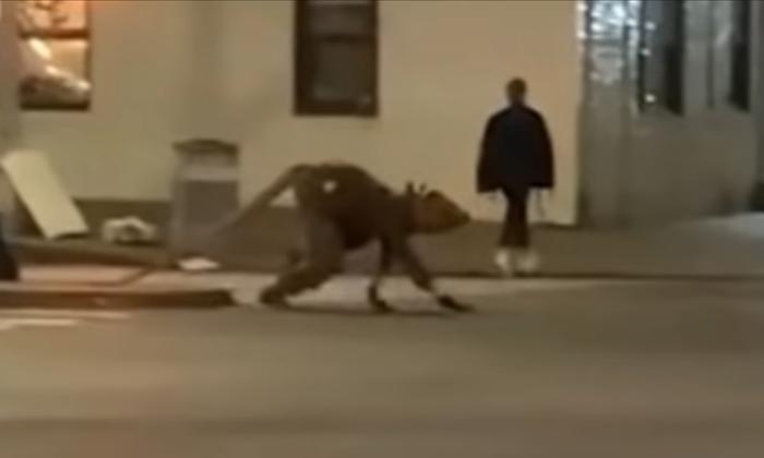 hombre rata