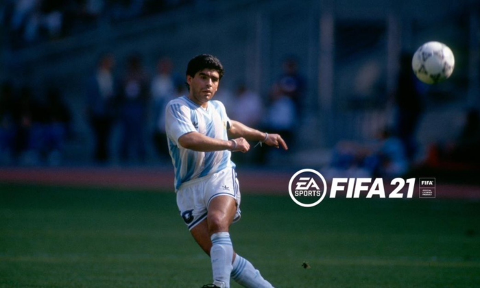 FIFA 21 D10S