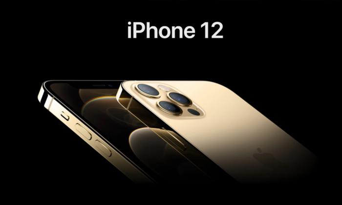 iPhone 12 trabajar